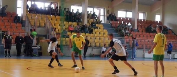 Turniej Halowej Piłki Nożnej Szkół Rzemieślniczych