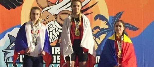 Nasza koleżanka mistrzynią Europy!!!