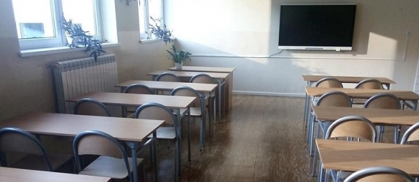 Nowe oblicze sal lekcyjnych.